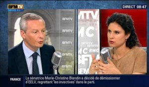 Bourdin Direct: Bruno Le Maire - 17/07