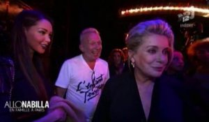 Catherine Deneuve snobe Nabilla - ZAPPING PEOPLE DU 17/07/2014