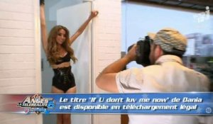 Le shooting sexy de Dania (Les Anges 6) - ZAPPING PEOPLE DU 23/06/2014