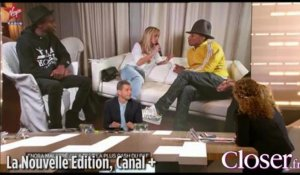 "Enora Malagré ""assume"" son ""interview loupée"" de Pharrell Williams"