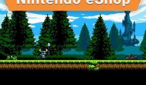 Nintendo eShop - Shovel Knight Launch Trailer