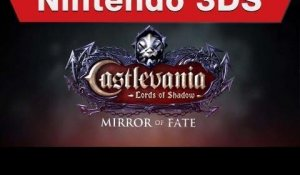 Nintendo 3DS - Castlevania: Lords of Shadow - Mirror of Fate Trailer