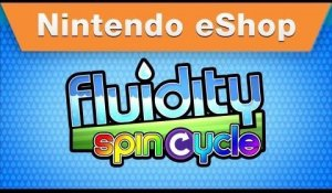 Nintendo eShop - Fluidity: Spin Cycle Launch Trailer