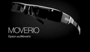 Moverio - A new way of seeing the world