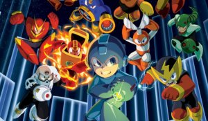 Mega Man Legacy Collection - Bande-annonce (E3 2015)
