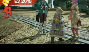 Star Ocean : Integrity and Faithlessness - Bande-annonce (E3 2015)
