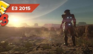 Mass Effect Andromeda - Bande-annonce (E3 2015)