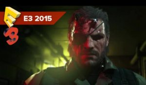 Metal Gear Solid V : The Phantom Pain - Bande-annonce (E3 2015)