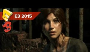 Rise Of The Tomb Raider - Bande-annonce (E3 2015)