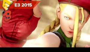 Street Fighter 5 - Bande-annonce (E3 2015)