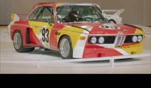 Concorso D'Eleganza Villa D'Este 2015 - 40 Years BMW Art Cars Collection Exhibition | AutoMotoTV