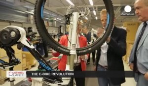 La révolution du e-bike en Europe