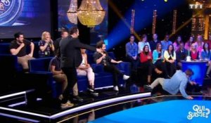 L'énorme chute de Bruno Guillon - ZAPPING PEOPLE DU 26/05/2015