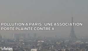 Paris. Pollution de l'air : une ONG porte plainte contre X