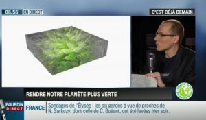 La chronique d'Anthony Morel: A Marseille, des dalles mangeuses de pollution purifient l'air - 04/06