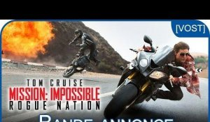Mission:Impossible - Rogue Nation | Bande-annonce #2 [VOST]