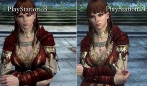 Dragon's Dogma Online - Comparatif PS3 / PS4