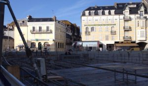 Chantier du parking Foch