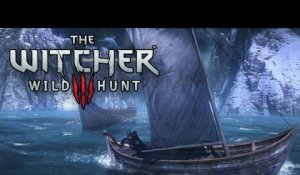 The Witcher 3 : Wild Hunt - Balade en bateau