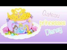 Gateau Elsa Reine Des Neiges Elsa Doll Cake Sur Orange Videos
