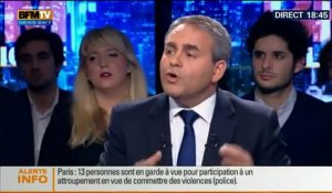 BFM Politique: L'interview de Xavier Bertrand par Christophe Ono-dit-Biot (3/6) - 02/11