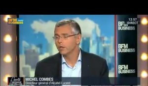 Michel Combes, Alcatel-Lucent - 04/11