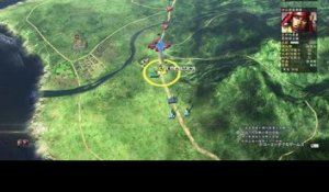 Nobunaga's Ambition Sôzô with Power Up Kit - Play Movie #5