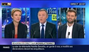Le Face à Face: Jean-Christophe Buisson VS Clémentine Autain, dans Hondelatte Direct - 07/11