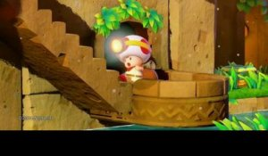 Captain Toad : Treasure Tracker - Pub Japon #2