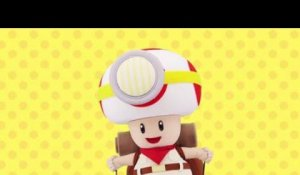 Captain Toad : Treasure Tracker - Trailer japonais