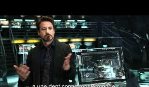 Avengers - Featurette - Tension VF