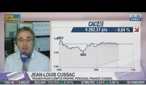 Le Match des traders: Jean-Louis Cussac VS Giovanni Filippo, dans Intégrale Placements – 15/11
