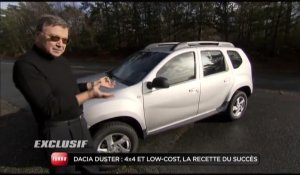 Essai Dacia Duster, 4x4 low cost (Emission Turbo du 28/02/2010)