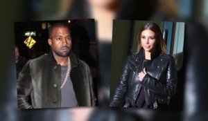 Kim Kardashian et Kanye West sont assortis à New York