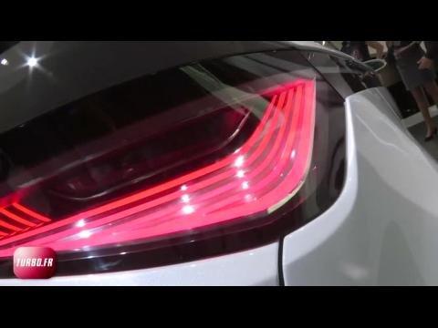 En Direct Du Salon De Francfort 2011 Audi A2 Concept En Video Sur