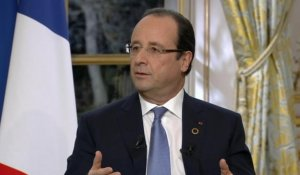 En direct sur FRANCE 24 : retrouvez l'interview exclusive de François Hollande