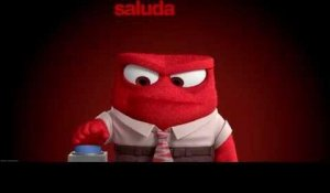 Disney España | Inside Out | Saluda a Ira