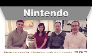 Nintendo Minute -- Chatting with Koji Kondo