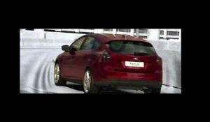 Ford Focus 2011 : trailer officiel (janvier 2010)