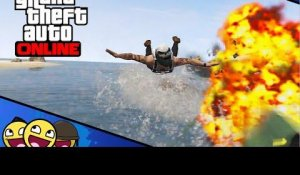 GTA 5 - TOP 10 CASCADES DE FOU