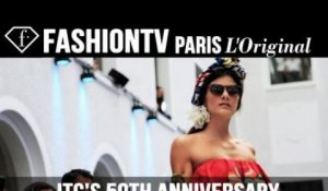 Cotton to Catwalk, Ethical Fashion Show - ITC's 50th Anniversary with Stella Jean | FashionTV
