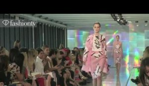 Christopher Kane Spring 2013 Show - London FW | FashionTV