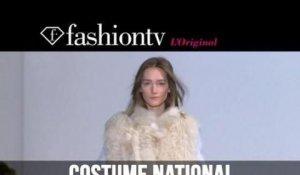 CoSTUME NATIONAL Fall/Winter 2014-15 FIRST LOOK | Milan Fashion Week MFW | FashionTV