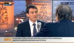 Bourdin Direct: Manuel Valls - 12/01