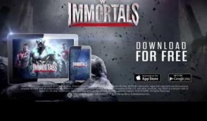 WWE Immortals Official Launch Trailer