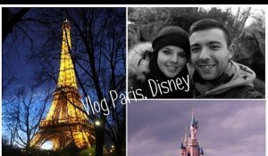 1 Vlog : Paris, Aufémininbeauté, Disney ? From paris with Love