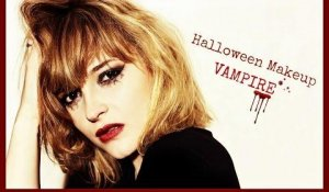 Halloween Makeup Tutorial [Vampire Diaries]