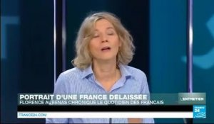 "Florence Aubenas : ""La France a de multiples visages"""