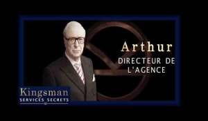 Kingsman : Services Secrets - Featurette Arthur [Officielle] VOST HD