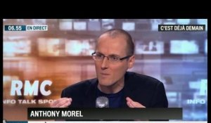 La chronique d'Anthony Morel: L'impression 3D révolutionne l'industrie - 27/01